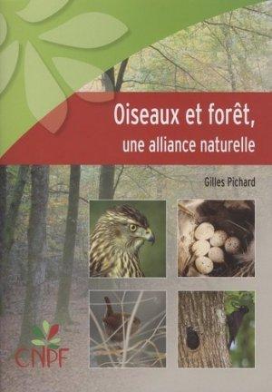 Oiseaux et forêt, une alliance naturelle - institut developpement forestier - idf - 9782916525341 -