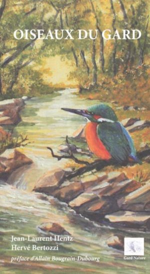 Oiseaux du Gard - gard nature - 9782952867207 -