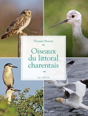 Oiseaux du littoral charentais - geste - 9791035300814 -