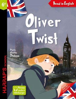 Oliver Twist - harrap's - 9782818706824 -