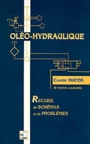 Oléo-hydraulique - lavoisier - tec et doc editions - 9782852068728 -