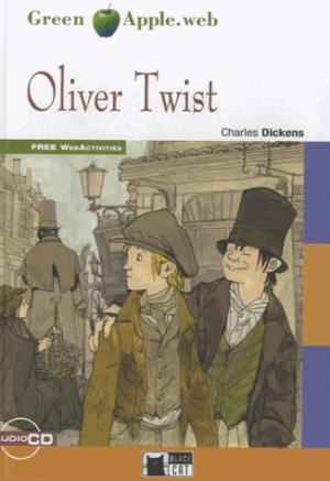 Oliver Twist - black cat - cideb - 9788853013255 -