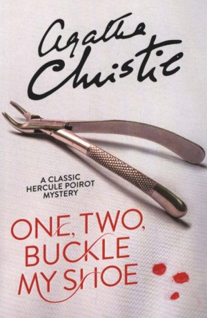 One, Two, Buckle My Shoe - harpercollins - 9780008164966 -