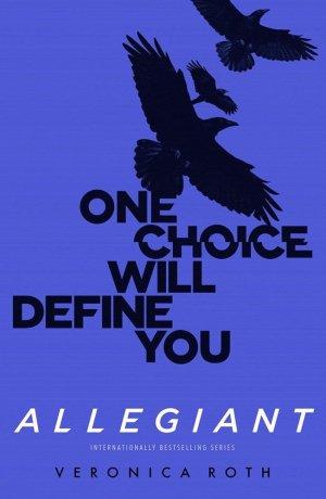 Divergent Trilogy 3: Allegiant - harpercollins - 9780008167899 -