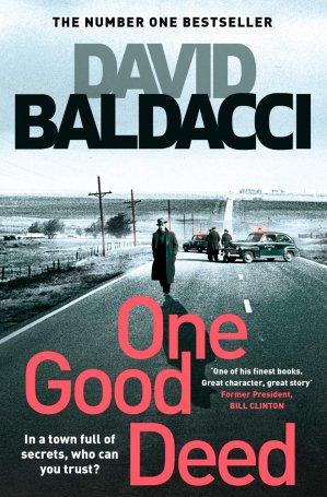 One Good Deed - macmillan - 9781529027501 -
