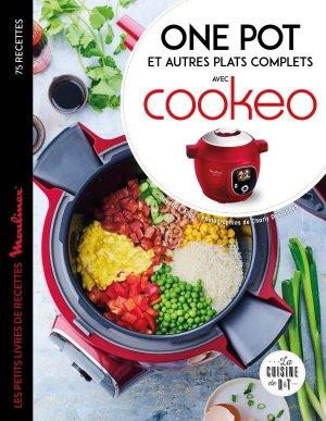 One pot et autres plats complets avec cookeo - dessain et tolra - 9782035986405 -