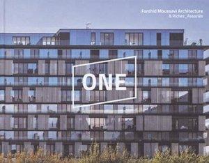 One. Farshid Moussavi Architecture & Richez_Associés - Archibooks - 9782357334564 -