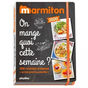 On mange quoi cette semaine ? - play bac - 9782809668711 -