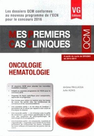 Oncologie Hématologie - vernazobres grego - 9782818310670 -