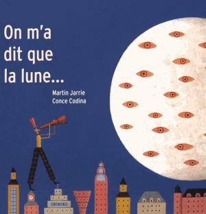 On m'a dit que la lune... - notari - 9782970106807 -