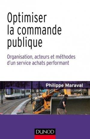 Optimiser la commande publique - Dunod - 9782100738458 -