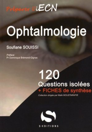 Ophtalmologie - s editions - 9782356401366