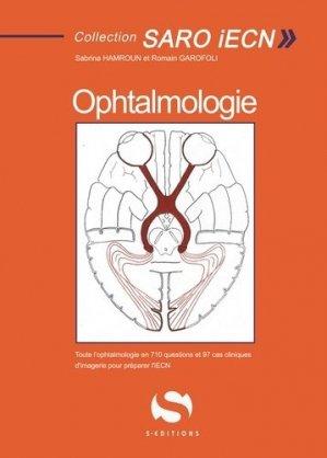 Ophtalmologie - s editions - 9782356401946 - livre ecn 2020, livre ECNi 2021, collège pneumologie, ecn pilly, mikbook, majbook, unithèque ecn, college des enseignants, livre ecn sortie