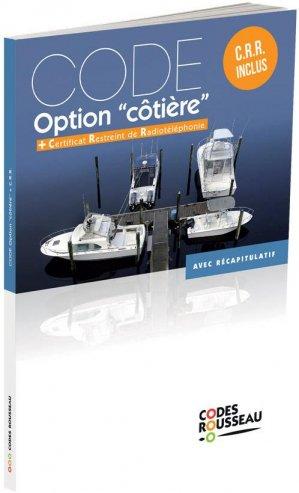 Option cotière - Codes Rousseau, SA - 9782709515382 -
