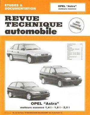 Opel ''Astra'' - etai - editions techniques pour l'automobile et l'industrie - 9782726854716 -