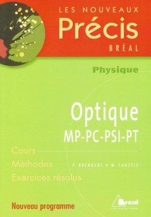 Optique MP-PC-PSI-PT - breal - 9782749503950 -