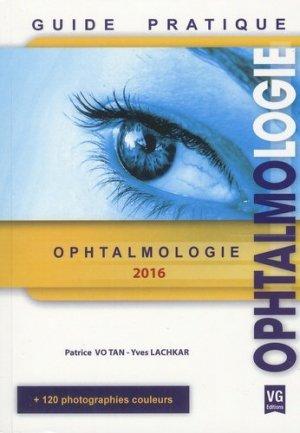Ophtalmologie - vernazobres grego - 9782818314920 -