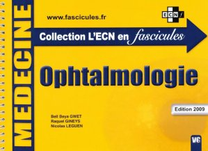 Ophtalmologie - vernazobres grego - 9782841368495