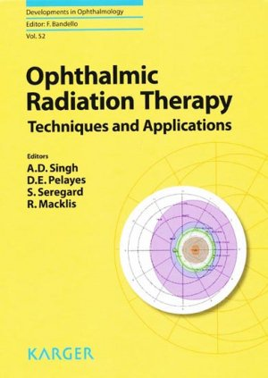 Ophthalmic Radiation Therapy - karger - 9783318024401 -