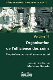 Organisation de l'efficience des soins - iste - 9781784055387 -