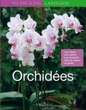 Orchidées - larousse - 9782035851529