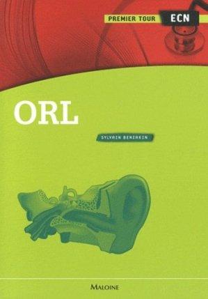 ORL - maloine - 9782224031763 -