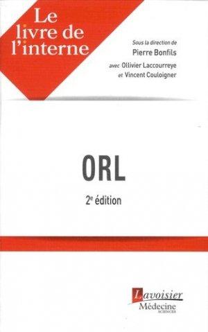 ORL - lavoisier msp - 9782257206886