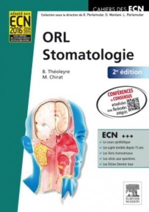 ORL Stomatologie - elsevier / masson - 9782294714924