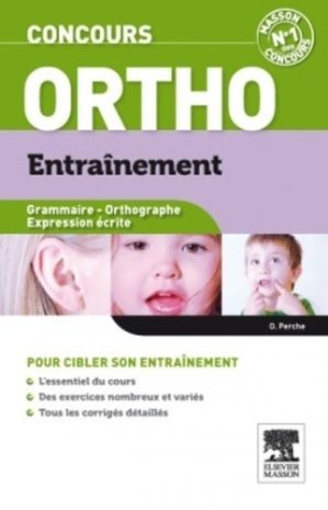 Ortho - elsevier / masson - 9782294715464 -