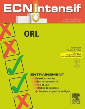 ORL - elsevier / masson - 9782294736940 -