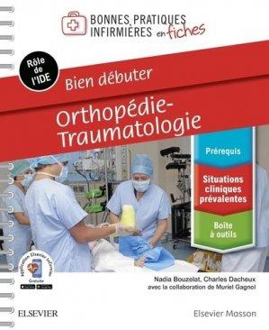 Orthopédie-traumatologie - elsevier / masson - 9782294762369 -