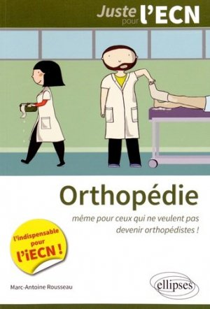 Orthopédie - ellipses - 9782340001930 -