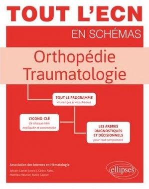 Orthopédie - Traumatologie - ellipses - 9782340011458 -