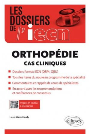 Orthopédie - ellipses - 9782340012127 -