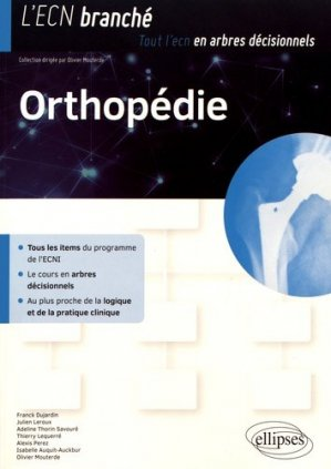Orthopédie - ellipses - 9782340017283 -