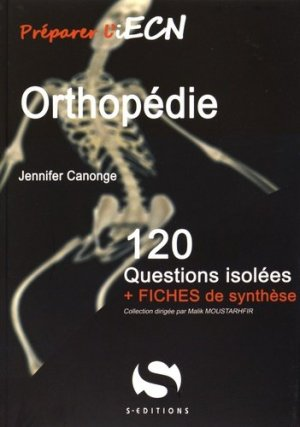 Orthopédie - s editions - 9782356401465 -