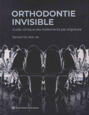 Orthodontie Invisible - quintessence international - 9782366150513 -