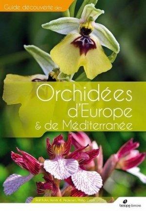 Orchidées d'Europe et de Méditerranée - biotope - 9782366622461 -