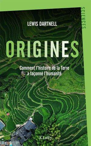 Origines - LATTES - 9782709665520 -