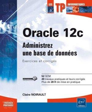 Oracle 12c - eni - 9782746088573 -