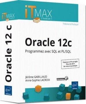 Oracle 12c - eni - 9782746096417 -