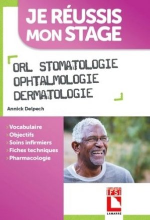 ORL, stomatologie, ophtalmologie, dermatologie - lamarre - 9782757310496