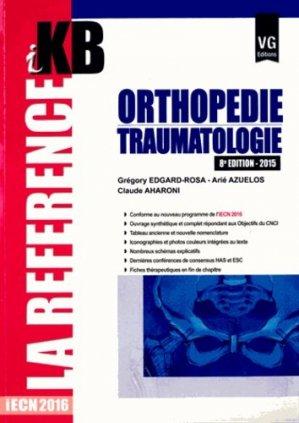 Orthopédie - Traumatologie - vernazobres grego - 9782818312919 -