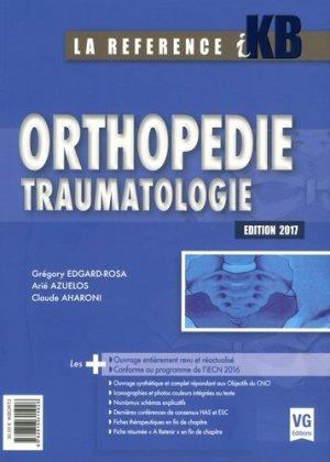 Orthopédie - Traumatologie - vernazobres grego - 9782818315026 -