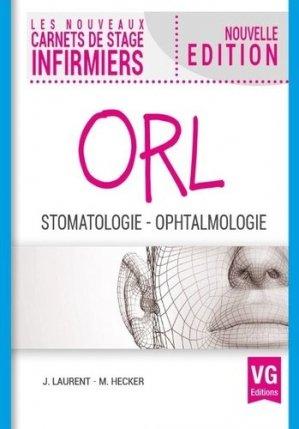 ORL, stomatologie, ophtalmologie - vernazobres grego - 9782818315262 -