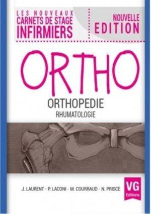 Orthopédie - vernazobres grego - 9782818315279 -