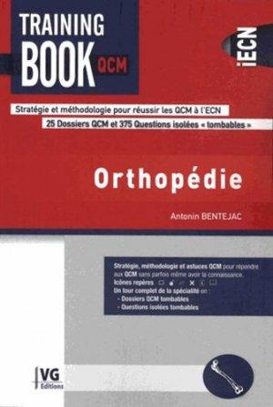 Orthopédie - vernazobres grego - 9782818316382 -
