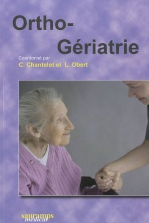 Ortho-gériatrie - sauramps medical - 9782840237334 -