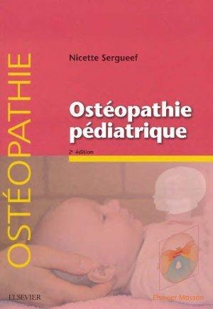 Ostéopathie pédiatrique - elsevier / masson - 9782294762888 -