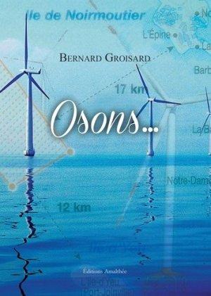 Osons - Editions Amalthée - 9782310021890 -